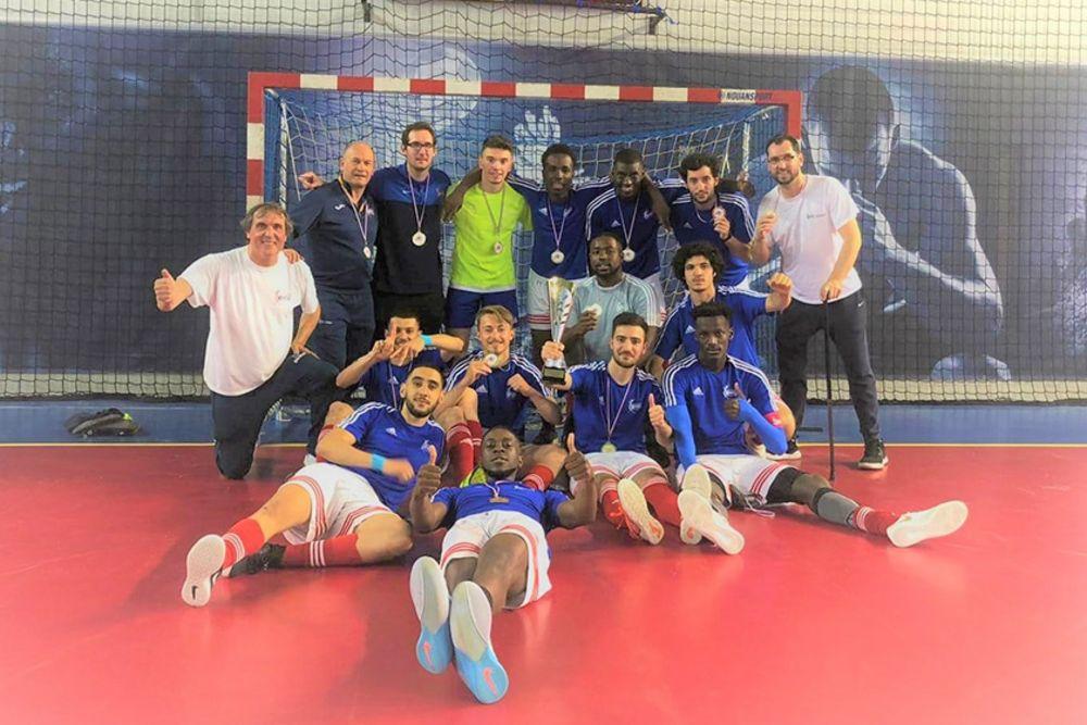 Championnnat de France universitaire de Futsal 2019 : très