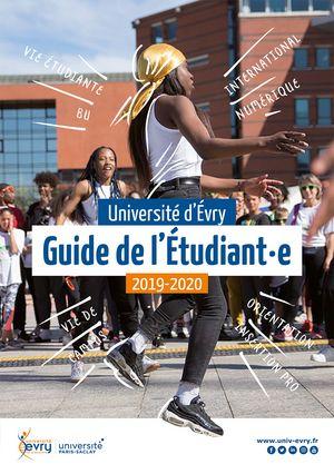 Guide des étudiants